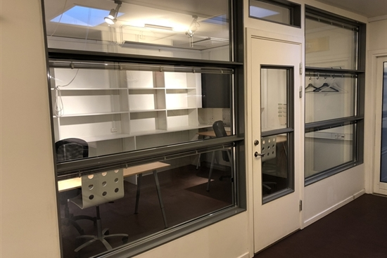 16 m2 kontor i København Vesterbro til leje