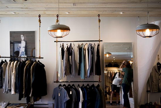 228 m2 butik i Kolding til leje